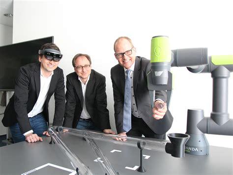 yuanda robotics industrierobotik   hanover