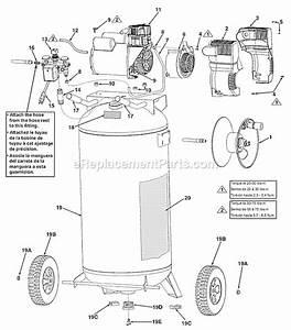 Powermate L060331201 Parts List And Diagram