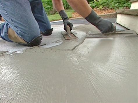 how to patch and resurface concrete steps how tos diy