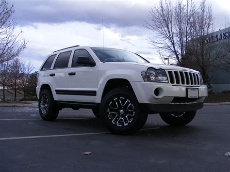 2006 jeep grand cherokee custom 1oneseven7 2006 jeep grand cherokee specs photos