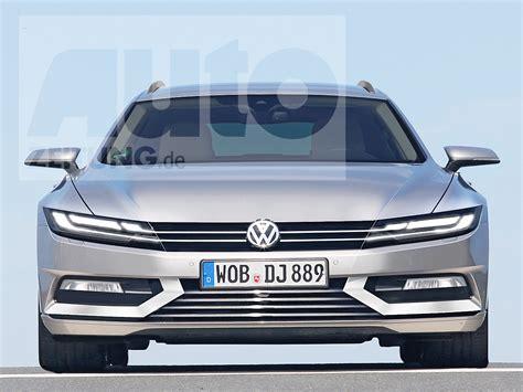 Future Volkswagen Sharan 2020 by Vw Passat 2019 Erste Informationen Autozeitung De