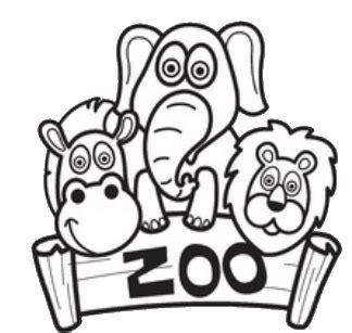 zoo clipart  getdrawingscom   personal  zoo