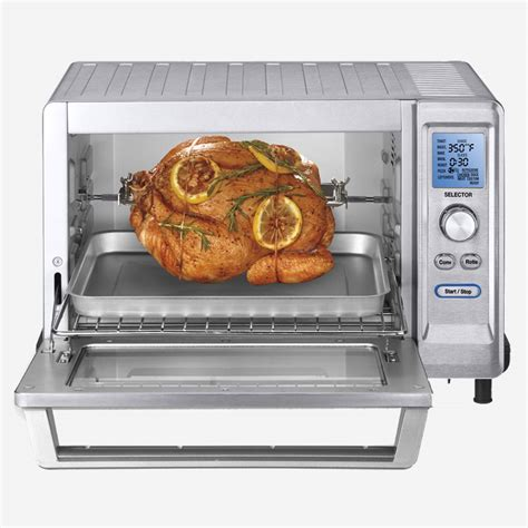 Rotisserie Chicken In Toaster Oven by Rotisserie Convection Toaster Oven