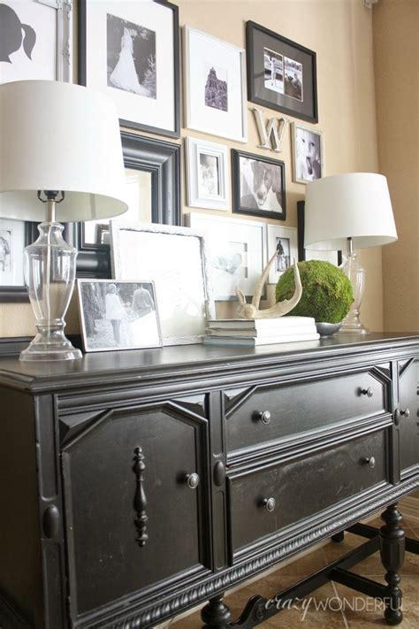 sideboard decor ideas  pinterest entry table