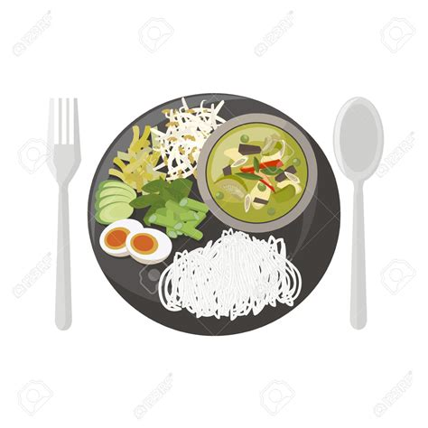 illustration cuisine food clipart free collection