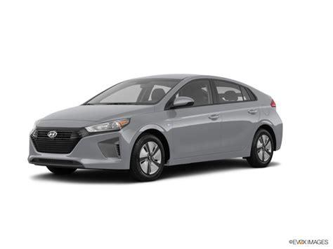 Hyundai Ioniq Hybrid In Winter Haven