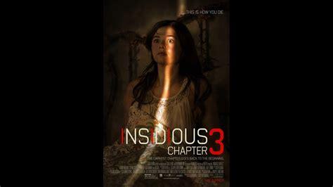 Астрал 3 / Insidious: Chapter 3 (2015) трейлер ФИЛЬМЫ ...