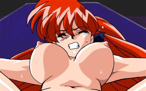 hentai big boob red head blowjob