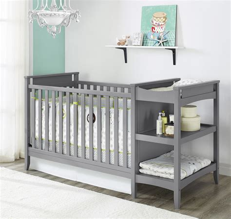 space saver crib size bunk bed  toddler  trend