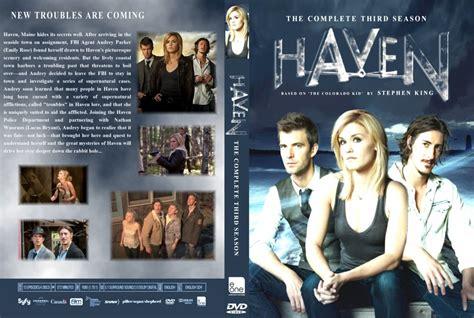 Haven Saison 3 Sortie Dvd