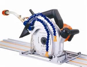 rotoblast s7 7 quot track saw rail saw for granite countertops tile concrete and much more