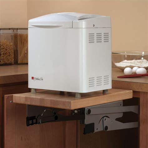 kitchen cabinet mixer lift knape vogt appliance and kitchen mixer lift