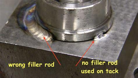 tig rod  welding stainless  high strength steel