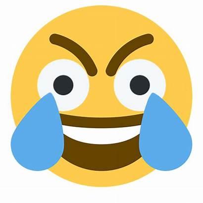 Discord Emoji Transparent Joy Laughing Crying Face