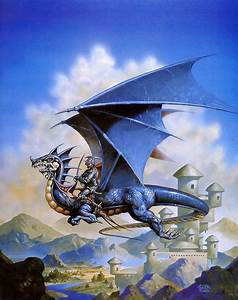 17 Best Images About Clyde Caldwell Art On Pinterest