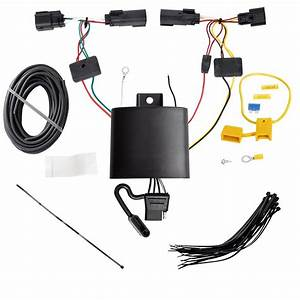 Trailer Wiring And Bracket And Light Tester For 2019 Jeep