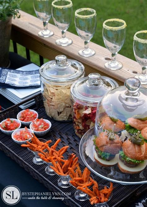 Summer Entertaining  Summer, Catering Ideas And Food