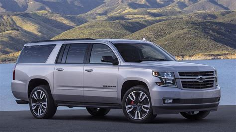 The 2019 Chevrolet Suburban Rst Performance Is 420 Horses