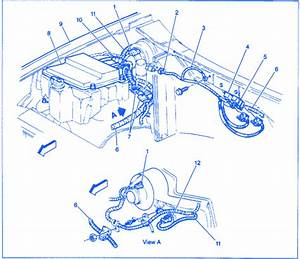 Gmc Sonoma V6 1997 Starter Relay Electrical Circuit Wiring Diagram  U00bb Carfusebox