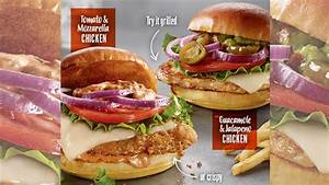 McDonald's Canada Introduces New Seriously Chicken ...