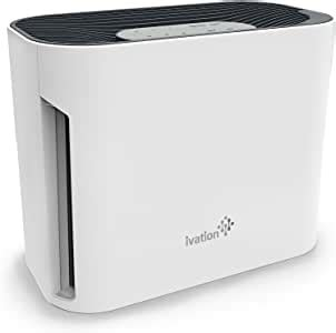 Amazon.com: Ivation Small Desktop 3-in1 True HEPA Air