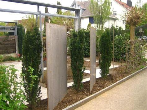 Sichtschutz Garten Metall Kaufen by Sichtschutz Metall Garten Metall Sichtschutz Fur Garten