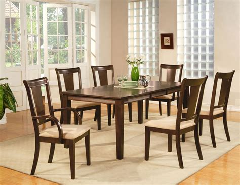 9pc Rectangular Dining Room Set Table And 8 Chairs