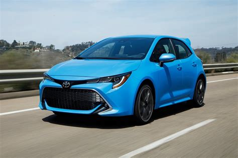 2019 Toyota Corolla Gets Adaptive Cruise Control, Aeb As