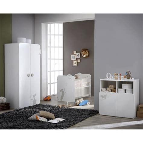 cdiscount chambre bébé complète chambre bébé complète lit armoire commode
