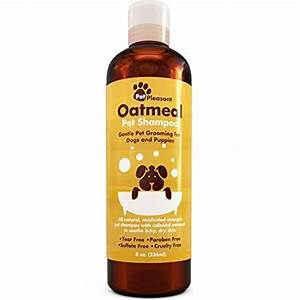 oatmeal pet shampoo for dogs puppies best all natural With best dog shampoo for dry skin