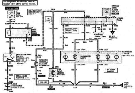 94 Thunderbird Fuse Diagram by Ford Thunderbird Heater Diagram Imageresizertool