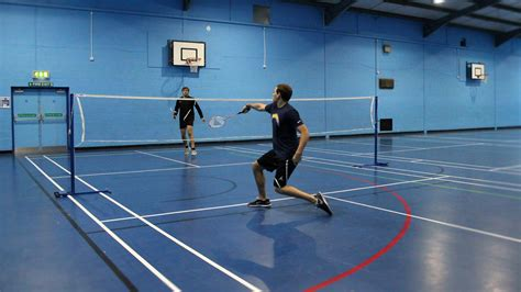 Badminton Courts Hire At Trinity Sports And Leisure