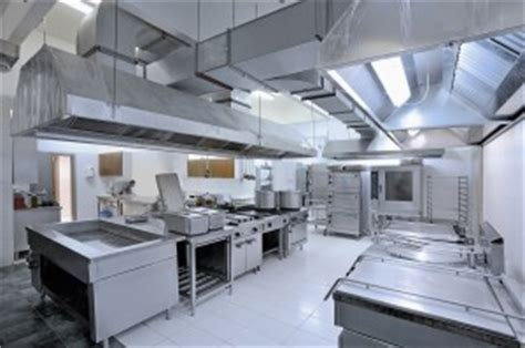 Industrial Kitchen & Restaurant Design   Caterline Ltd
