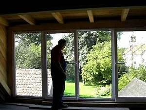 Schüco Balkontür Einstellen : dreh kipp schiebefenster f r wintergarten doovi ~ Watch28wear.com Haus und Dekorationen