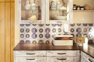 cocinas, estilo, vintage