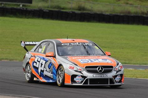 Australian V8 Race This Weekend, Volvo V8 On Pole