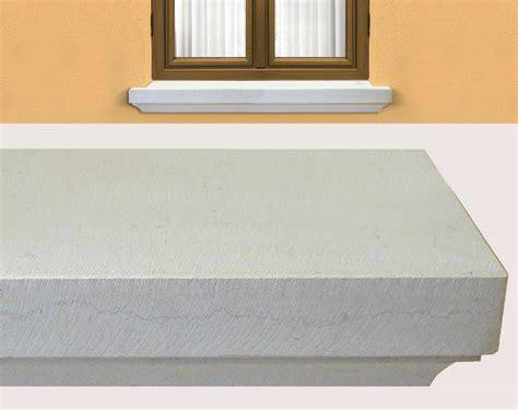 davanzali in cemento realizzazione davanzali finestre in provincia di venezia