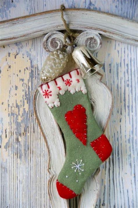 elegant christmas stockings holiday crafts family