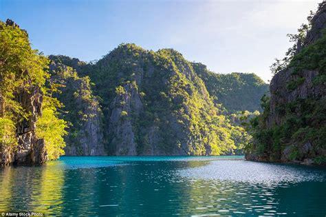 Most Beautiful Island in the World Palawan