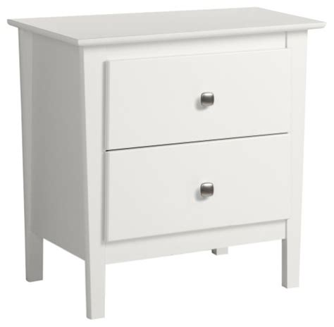 cheap white night tables black friday prepac white berkshire 2 drawer nightstand