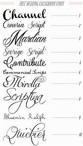 free 40 fonts for diy printable wedding invitations With wedding invitation print font