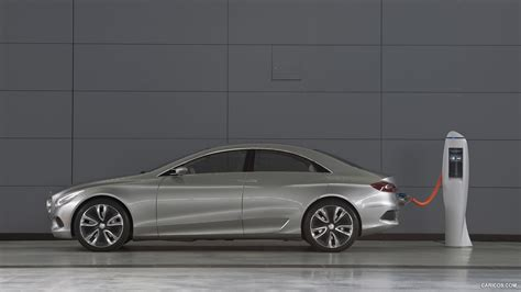 Mercedes Benz F800 Style Concept 2018 Side Hd