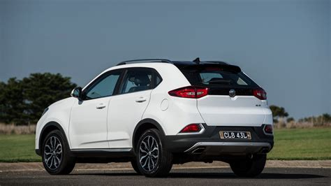 Famous Name, All New Car  First Drive Our Mg Gs Review