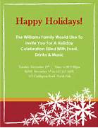 17 Holiday Party Template Images Christmas Holiday Party Free Printable 50th Birthday Party Invitation Templates Farewell Party Invitation Template Free Downloads Australia Christmas Invitation Templates Sample Invitations