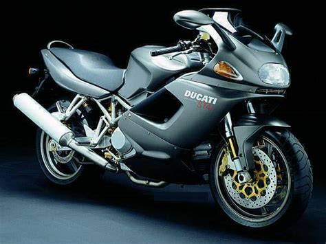 Ducati St4s Specs