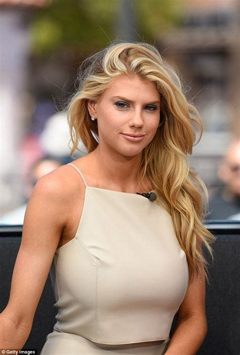 Charlotte Mckinney Appears On Extra Just Days After Nude