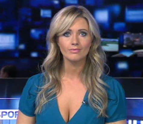 Sky Sports Presenters Female Natalie Sawyer