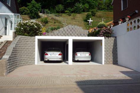 VerstÄrkte Garagen  Fertiggaragen Sehn