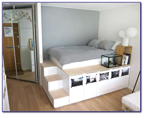 Ikea Full Size Beds. Futon Platform Beds With Wood Bed