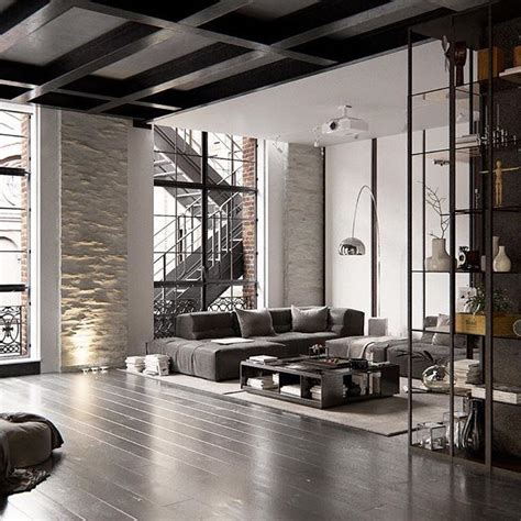 Modern Apartment For A Visualized by Cosmopolitan Loft Visualized By Andew Sadokha New York